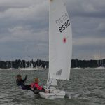 Windy start to this year's Regatta